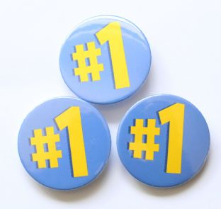 PACK OF 3 Fortnite Badges  #1
